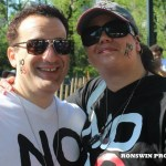 Tommy and I at AIDS Walk New York 2014 courtesy of RonSwinProductions
