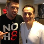 Tommy and Jeff Parshley of NOH8