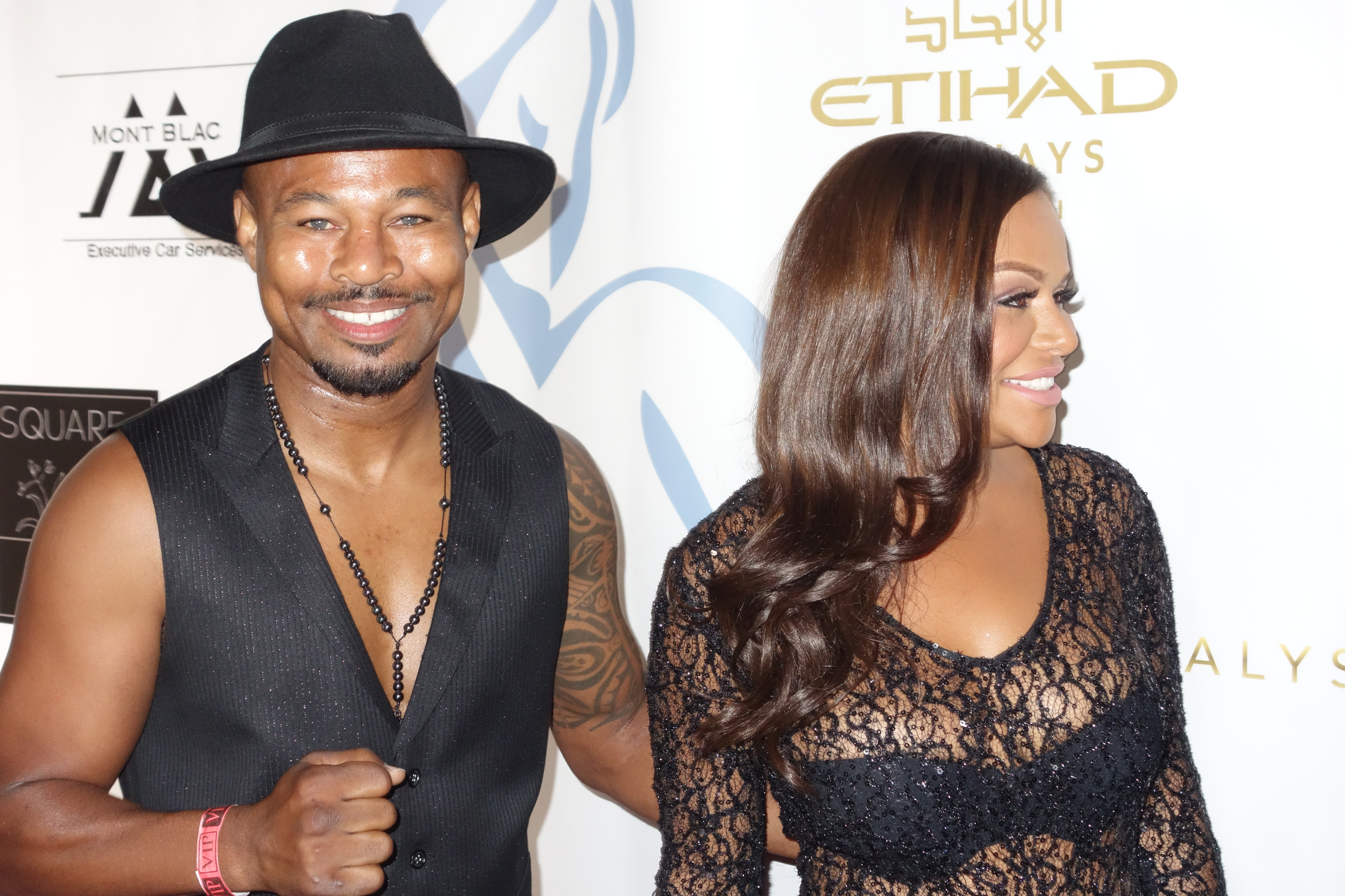 Shane Mosley, Boxer and Trista Pisani