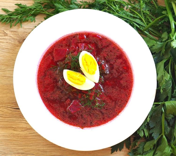 Botwinka (zupa z botwiny)