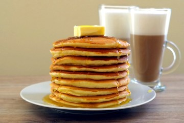 Pancakes z mascarpone