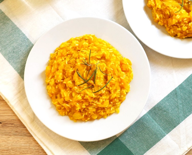 Risotto dyniowe 2