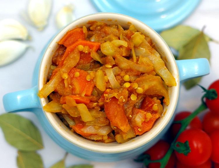 Kapusta w pomidorach 2
