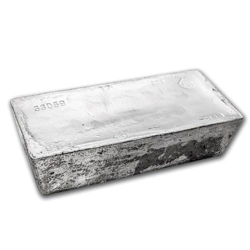 1000 oz Silverbar Commex