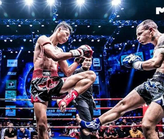 Bull Muay Thai Krabi Fighters News