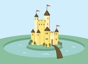 Il fossato (MOAT) è costruito dale aziende per ottenere la leadership di mercato o di settore mantenendo a distanza la concorrenza grazie al vantaggio competitivo di cui dispone