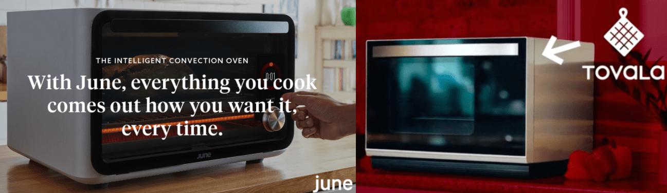 Nella guerra degli Hardware oven chi la spunterà, Tovala o June?