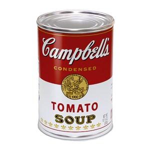 Il vantaggio competitivo di Campbell dato dal marchio e dalla storia centenaria non sembra più sufficiente