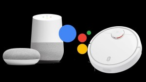 Google Home + iRobot: terrific duo