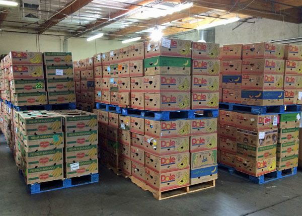 Banana Box groceries… New loads arriving each week starting at $8.50 per box