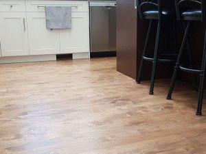 Kitchen Hardwood