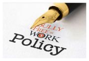 Workplace Bullying Policy: Purpose and Statement