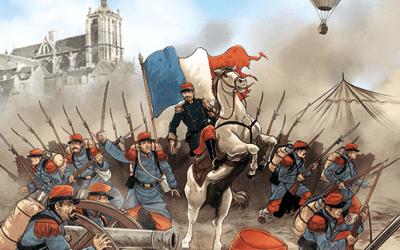Hommes et femmes dans la bataille du Mans 1871: la nouvelle exposition présentée dans votre BU