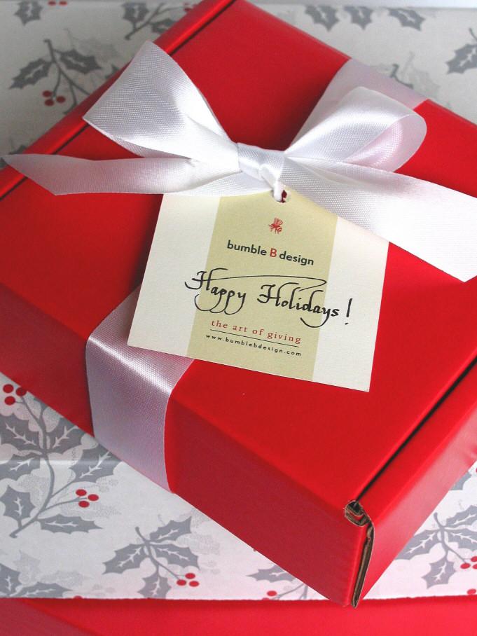bumble B design- Holiday Munch Box - Seattle, WA