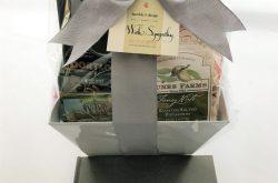 bumbleBdesign-Condolence Basket-sympathy gift baskets, Seattle WA