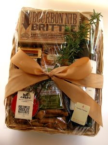 Wine Gift Basket , bumble B design, Seattle