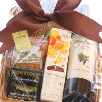 bumbleBdesign - Wine Gift Basket , Seattle WA
