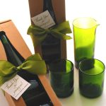 bumbleBdesign - Refresh Recycled Glass Gift Box - Party Favors - custom corporate gifts - eco-friendly gifts