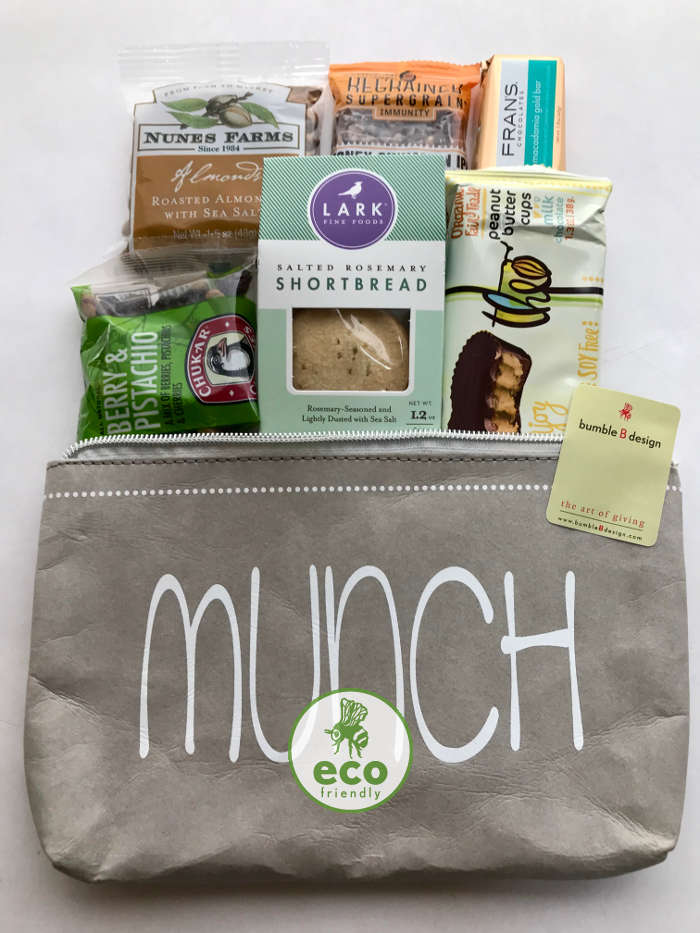 Eco-friendly Munch Bag