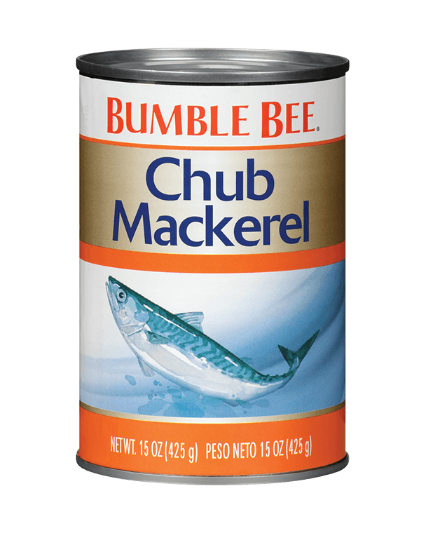 BUMBLE BEE® Chub Mackerel