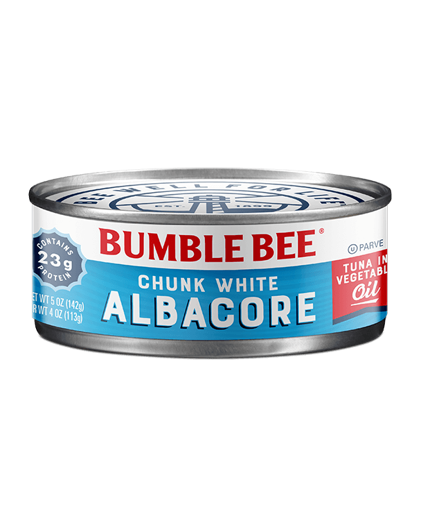 BUMBLE BEE® Chunk White Albacore In Oil