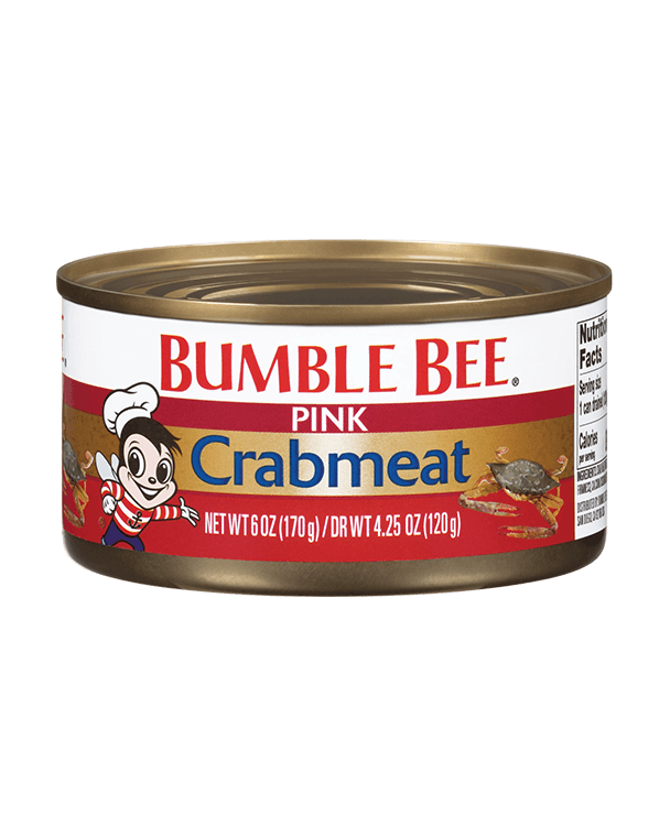 BUMBLE BEE® Pink Crabmeat