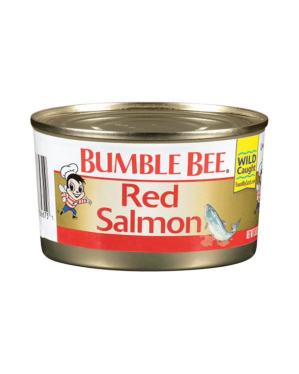 Bumble Bee® Wild Caught Pink Salmon Skinless & Boneless Pouch