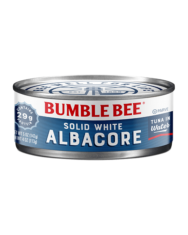 BUMBLE BEE® Wild Caught Albacore Tuna in Water Pouch