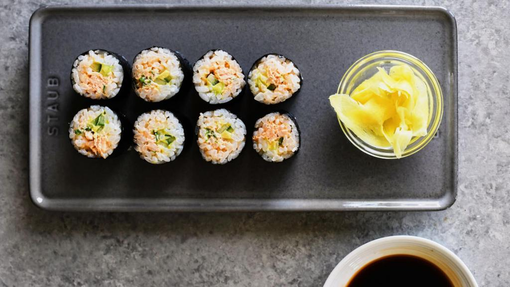 Pantry Spicy Tuna Tekka Maki Sushi