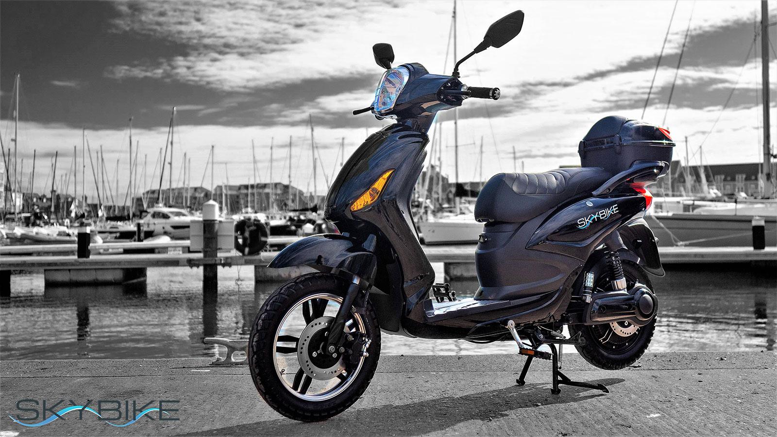 Skybike-Black