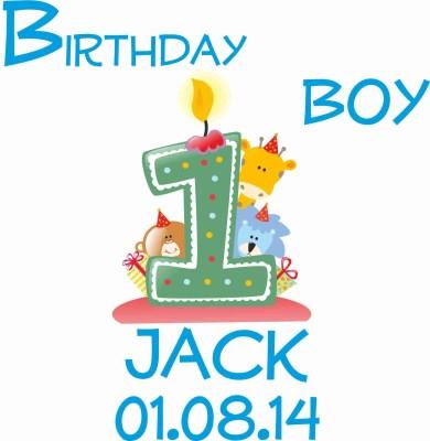 1st Birthday Tshirt Classic 1st Birthday Tshirt 11 99 Personalised Gifts Ennis Clare Ireland Personalised Baby Gifts Personalised Wedding Gifts Personalised Towelling Baby Bibs