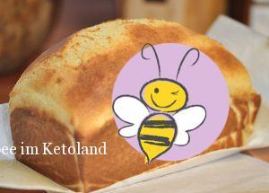 Ketogenes Brioche von Bumblebee im Ketoland