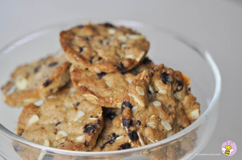 Mandel-Dreierlei-Cookies