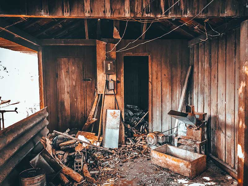 Los Angeles junk removal company debris