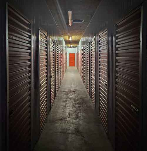 Los Angeles storage units for Junk