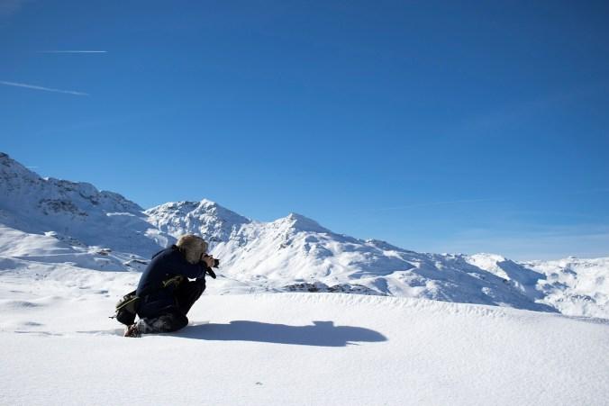 Andreas och berg #2.