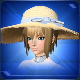 麦わら帽子Straw Hat