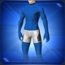全身タイツM 青Full Body Tights M Blue