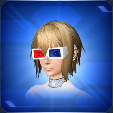 3Dグラス 3D Glasses