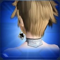 スペードイヤリング Spade Earring