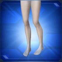 ストッキング白 White Stockings