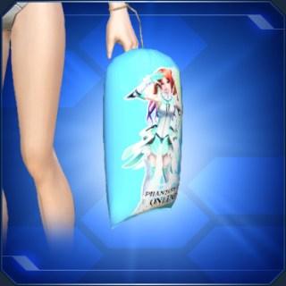 クーナわたがし袋B Quna Cotton Candy Bag B