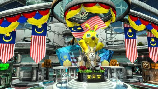 Malaysia Lobby