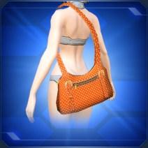 オレンジショルダーバッグOrange Shoulder Bag