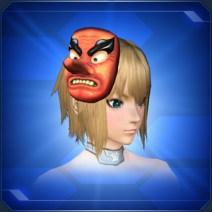 テングのおめんBTengu Mask B