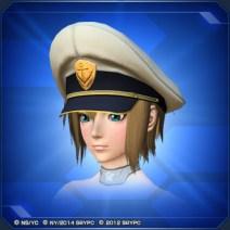 沖田艦長の帽子 Captain Okita's Hat