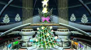 Christmas Lobby: Dec 3rd ~ Dec 31st