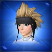 パンキッシュヘッドギアC Punkish Headgear C