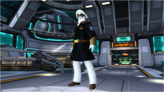 Yamato Captain