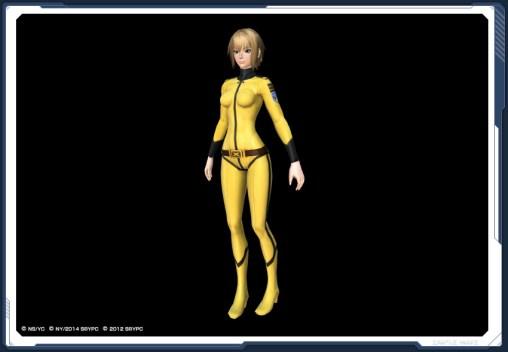 Yamato Ship Affairs Officer Uniform